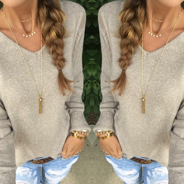5 Ways to Layer Delicate Necklaces